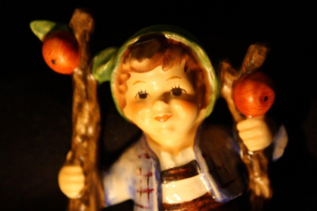 Goebel Figurine: Apple Tree Boy - 5