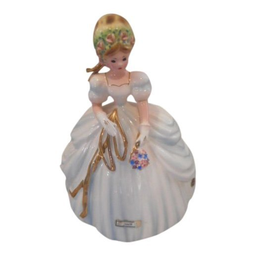 Josef Originals Figurine: White Dress
