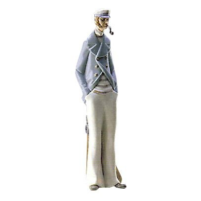 Lladro Figurine: Sea Captain