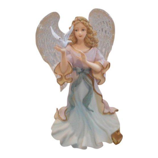 Thomas Kinkade's Angel of Peace, 2004