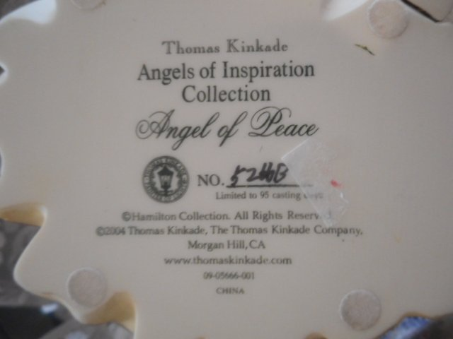 Thomas Kinkade's Angel of Peace, 2004 - 3