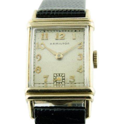 Men's Hamilton Wristwatch, 1940's