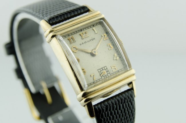 Men's Hamilton Wristwatch, 1940's - 2
