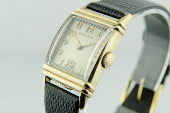 Men's Hamilton Wristwatch, 1940's - 3