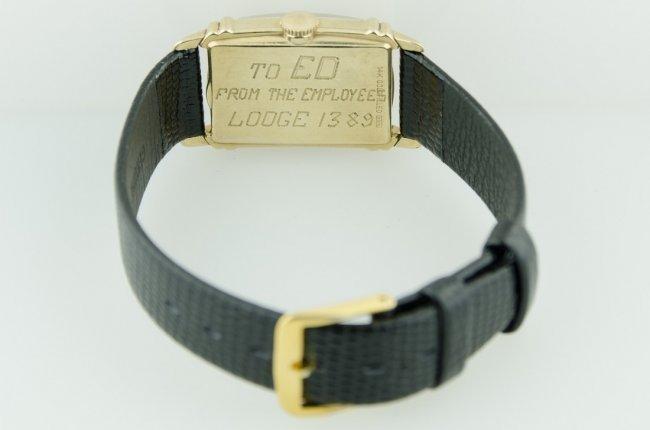 Men's Hamilton Wristwatch, 1940's - 4