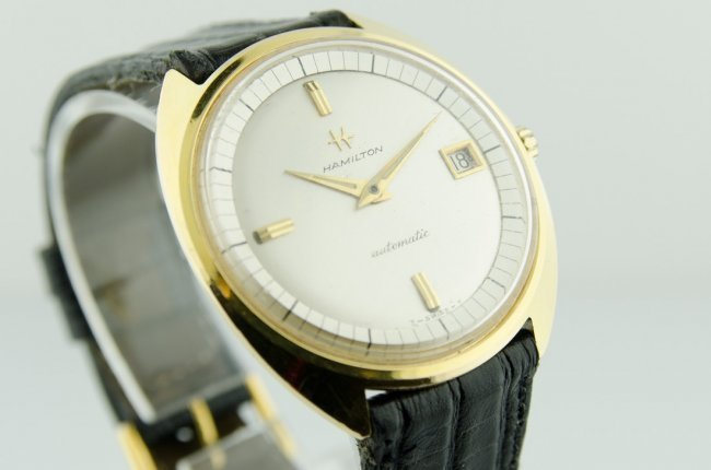 Men's Hamilton Automatic Watch, 1960's - 2