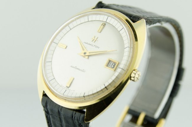 Men's Hamilton Automatic Watch, 1960's - 3
