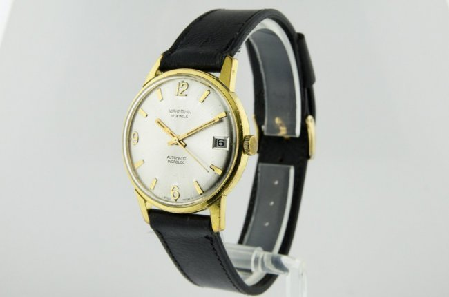 Wakmann Automatic Watch, 1960's - 2