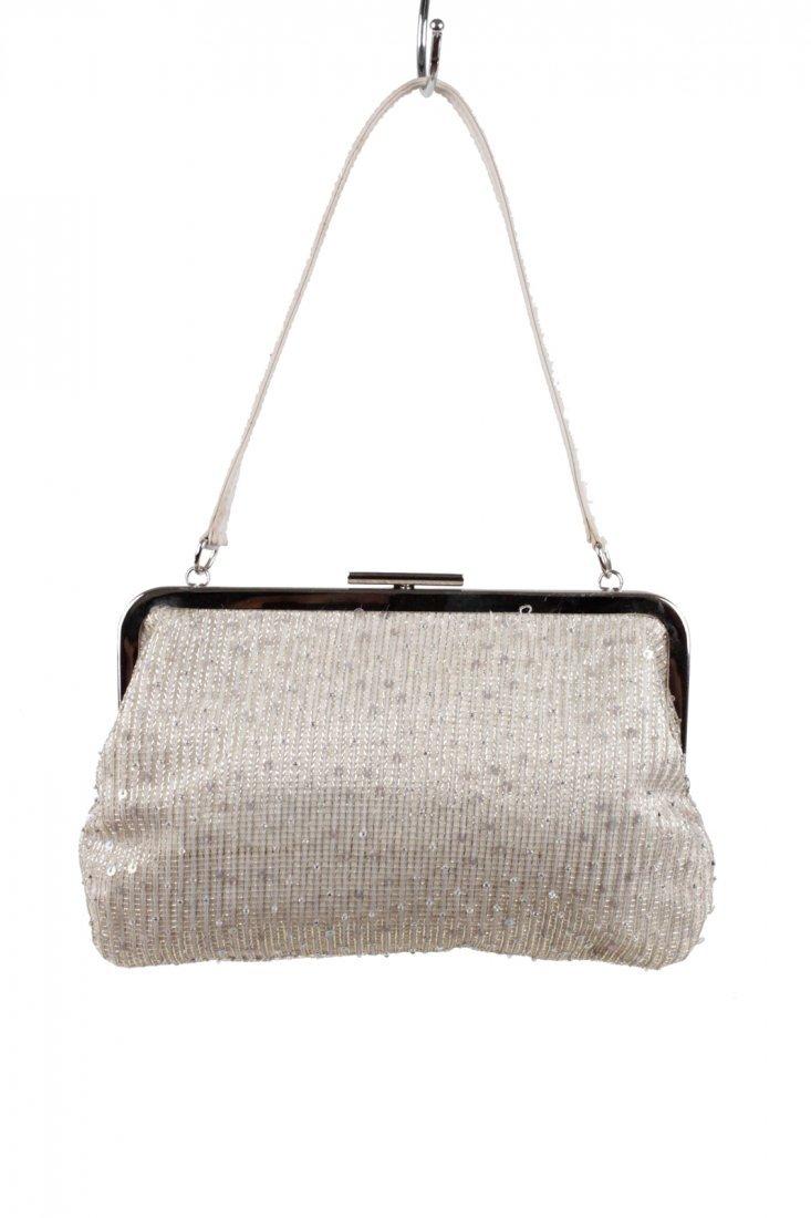Laura Biagiotti Embellished Evening Bag