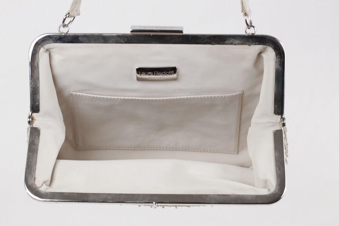Laura Biagiotti Embellished Evening Bag - 4
