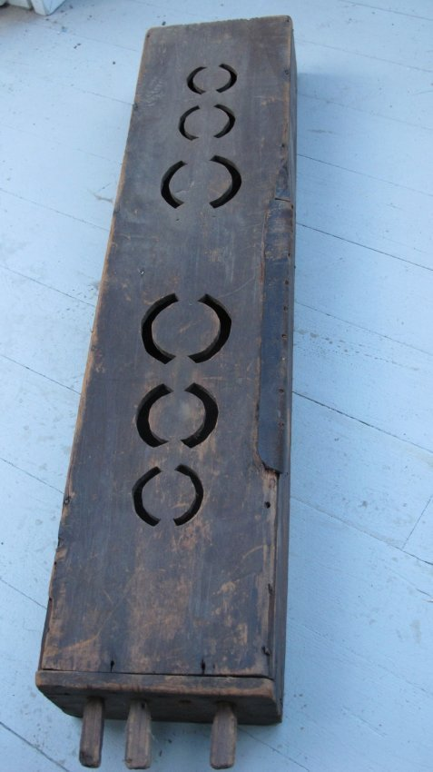 20th C Appalachian Folk Instrument - 3