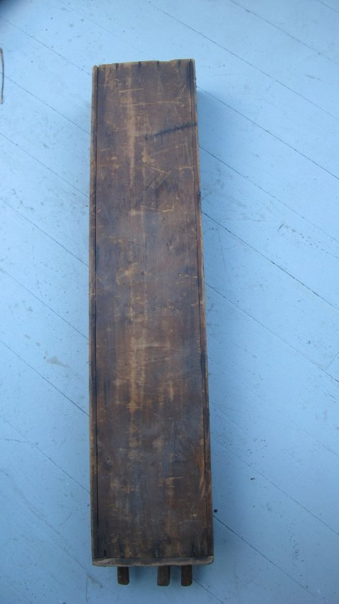 20th C Appalachian Folk Instrument - 4