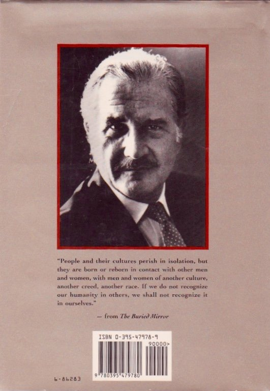 The Buried Mirror by Carlos Fuentes, 1992 - 2