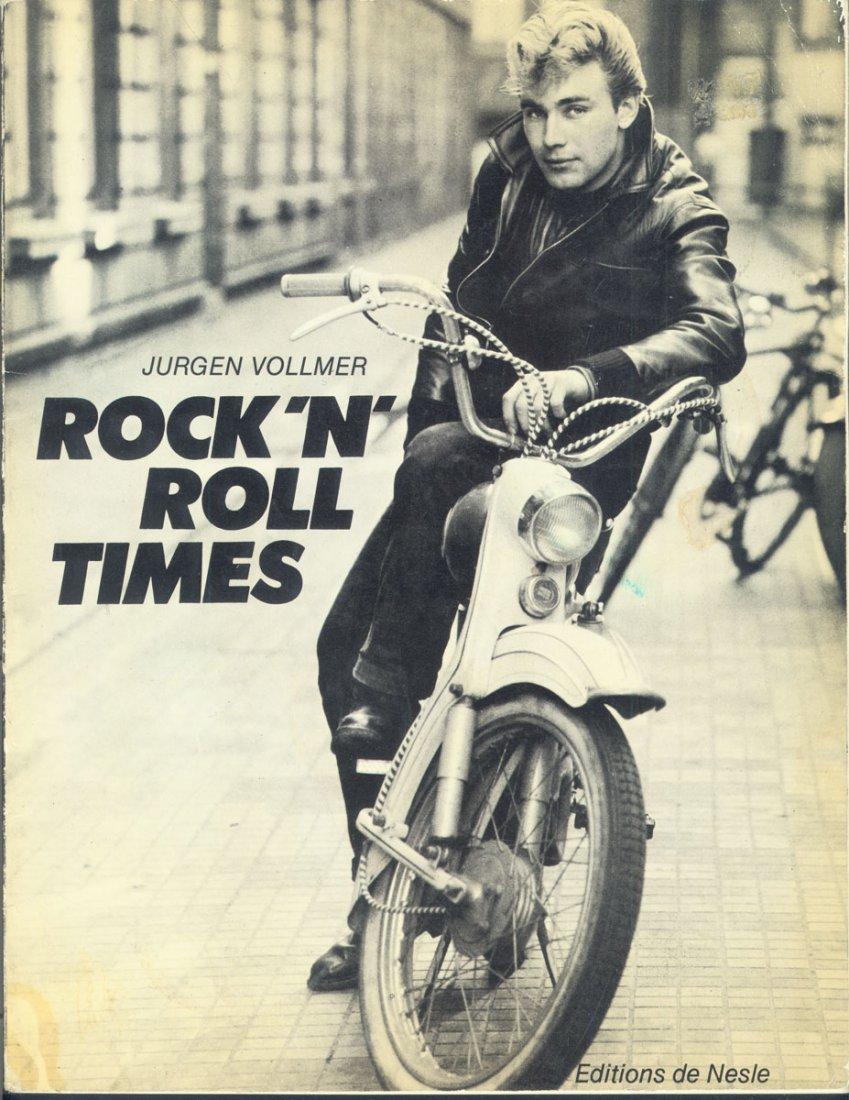 Rock 'N' Roll Times by Jurgen Vollmer, 1979