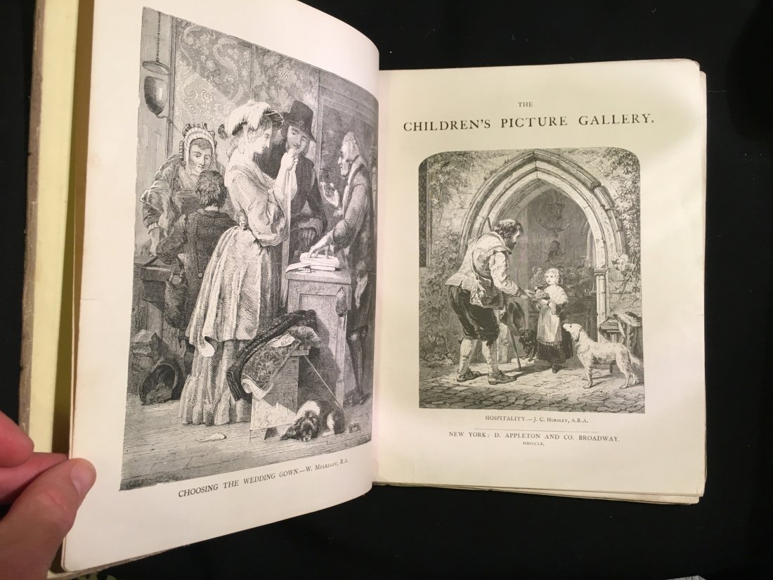 The Children's Picture Gallery, 1859 - 2