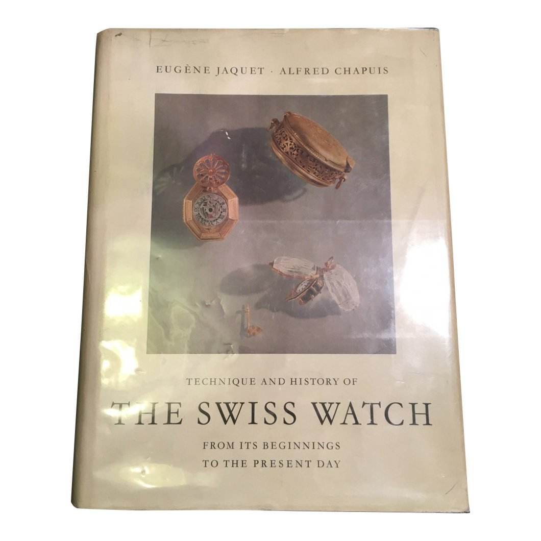 Technique and History of the Swiss Watch, 1953