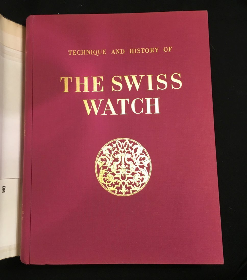 Technique and History of the Swiss Watch, 1953 - 2