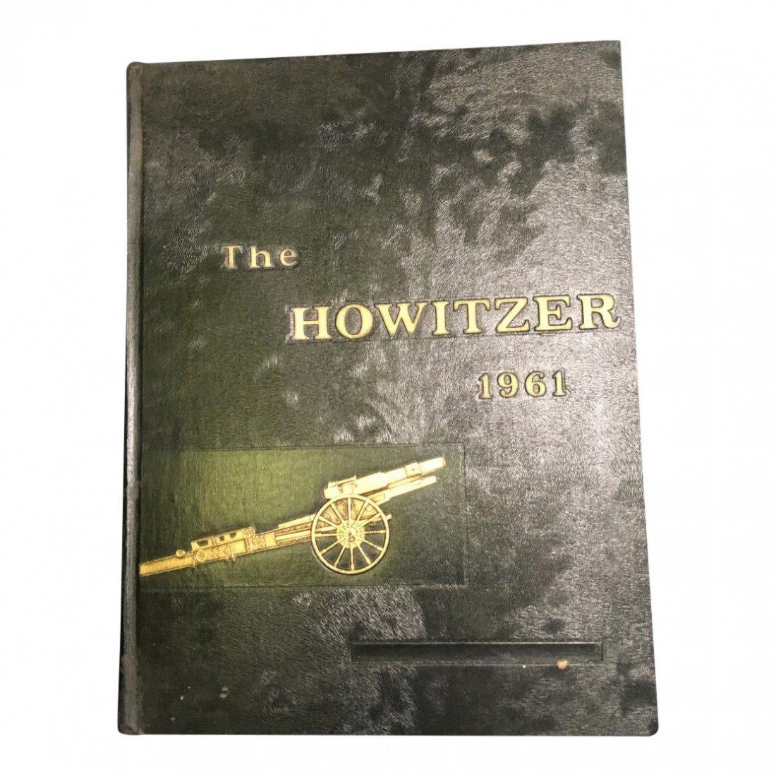 The Howitzer, 1961