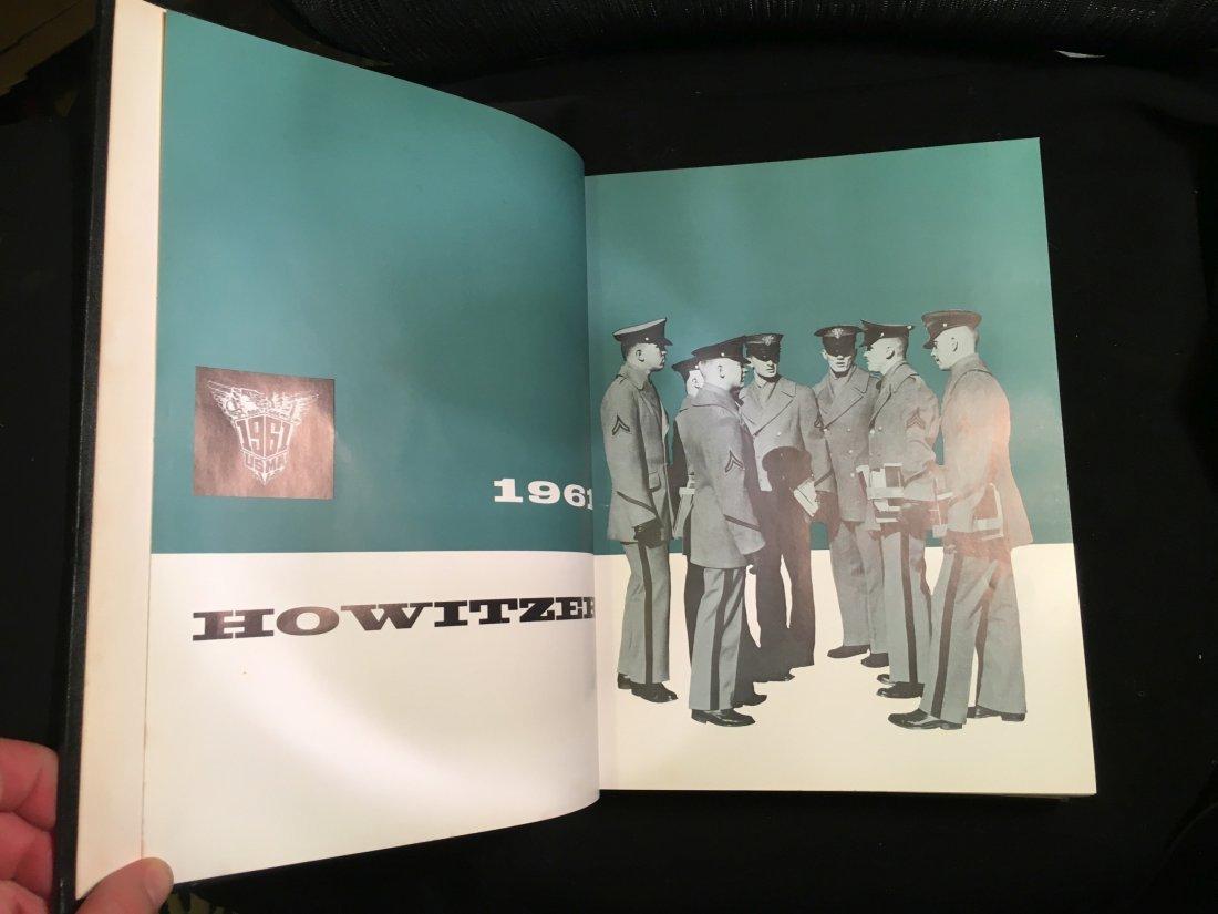 The Howitzer, 1961 - 2