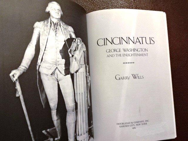 Cincinnatus: George Washington & Enlightenment, 1984 - 2