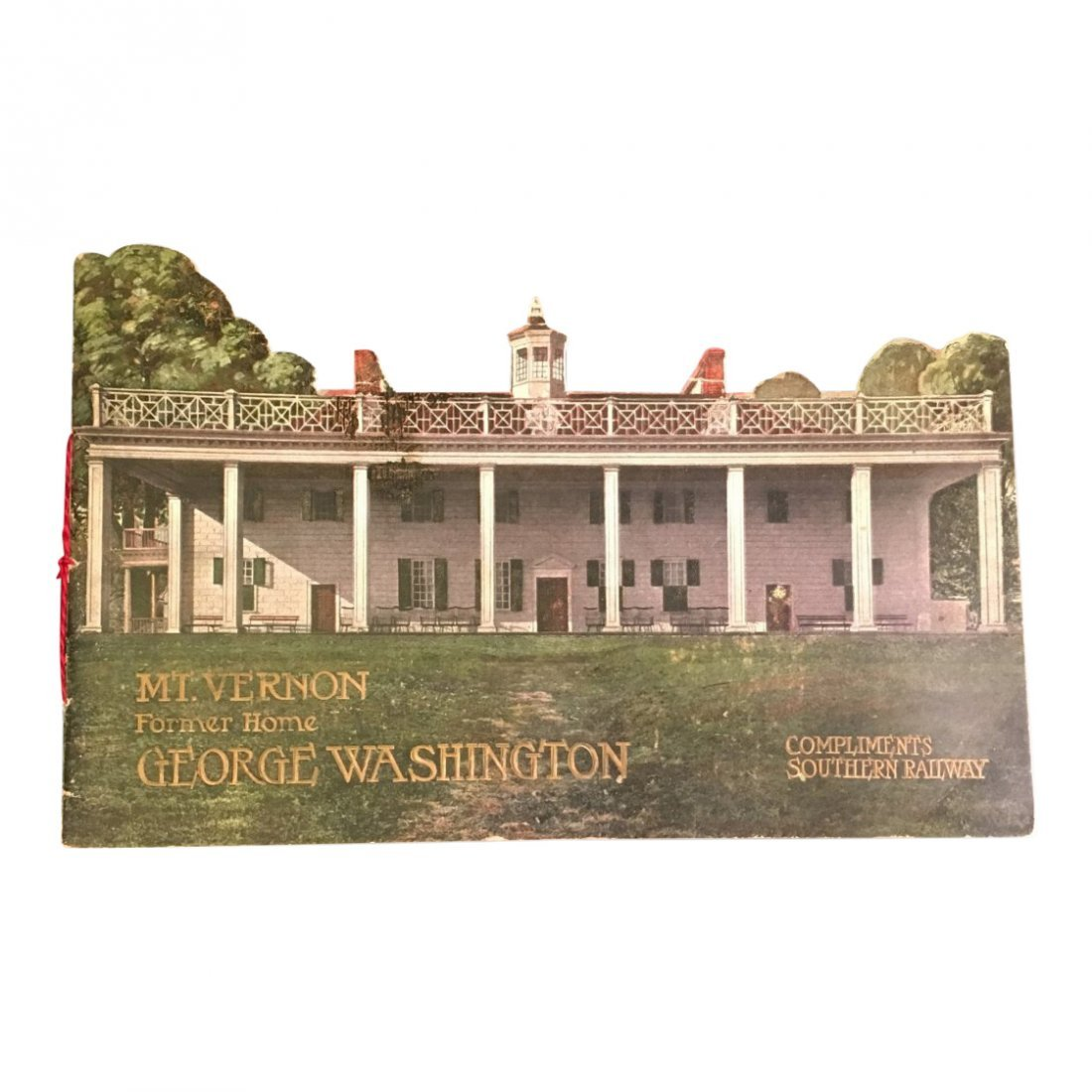 Mount Vernon: Former Home of George Washington, 1906