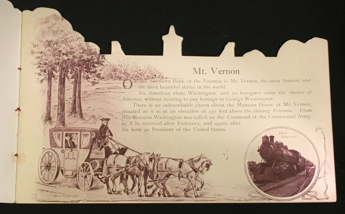 Mount Vernon: Former Home of George Washington, 1906 - 3