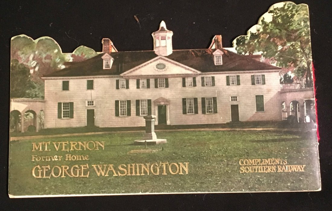 Mount Vernon: Former Home of George Washington, 1906 - 5