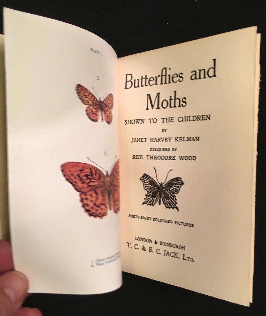 Butterflies and Moths by Janet Harvey Kelman, 1912 - 2