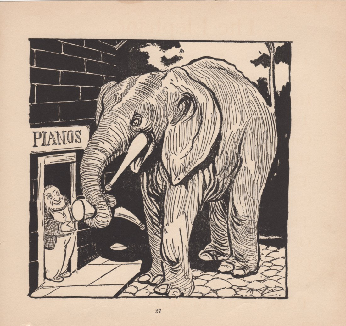 Elephant 1899