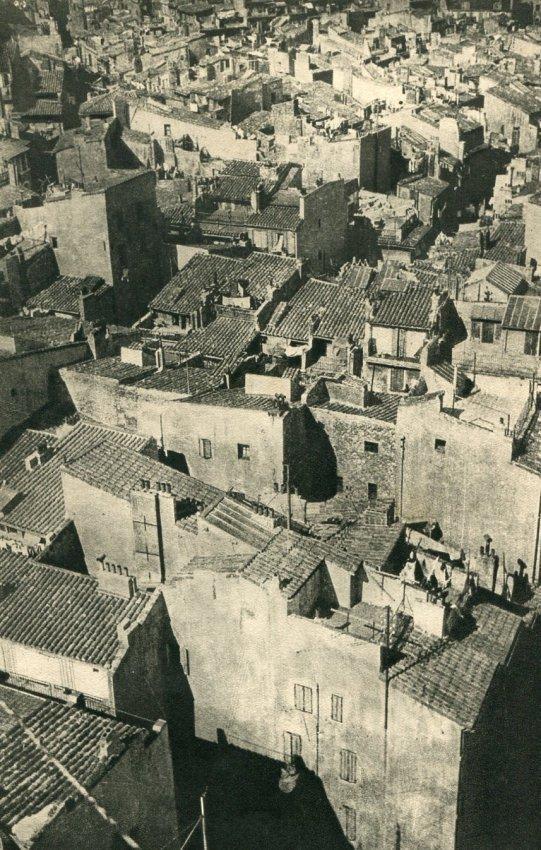 Herbert Bayer: Rooftops