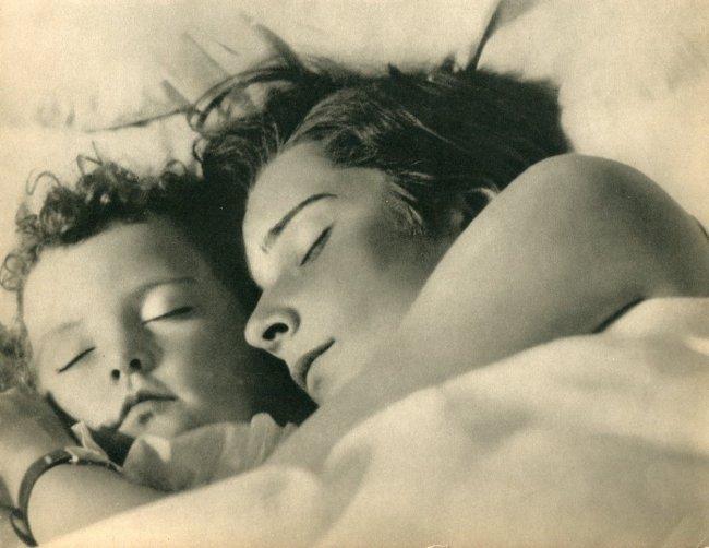 Max Burchartz: Asleep