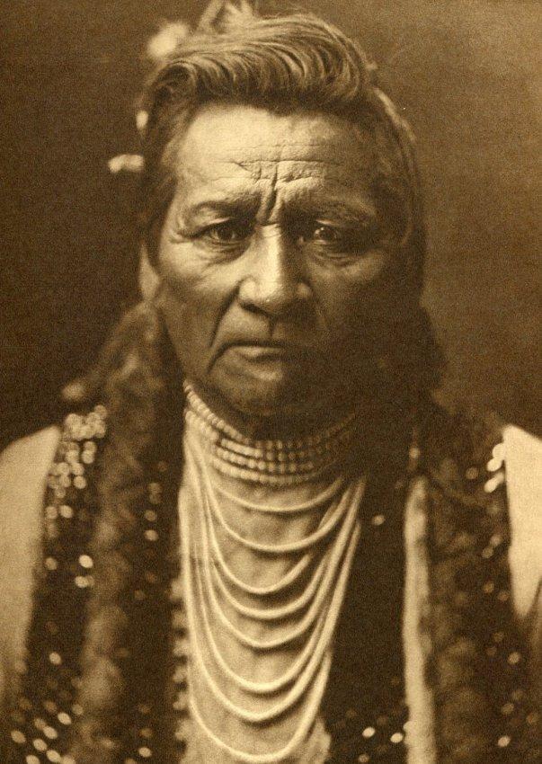 Edward S. Curtis: Piopio Maksmaks Wallawalla