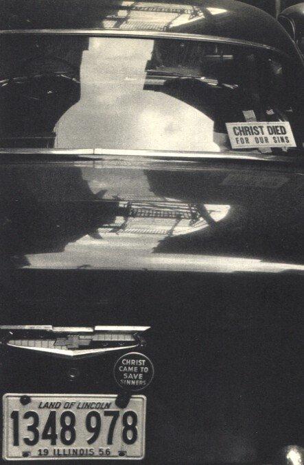 Robert Frank: Chicago