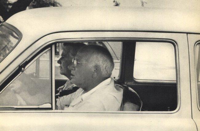 Robert Frank: Detroit