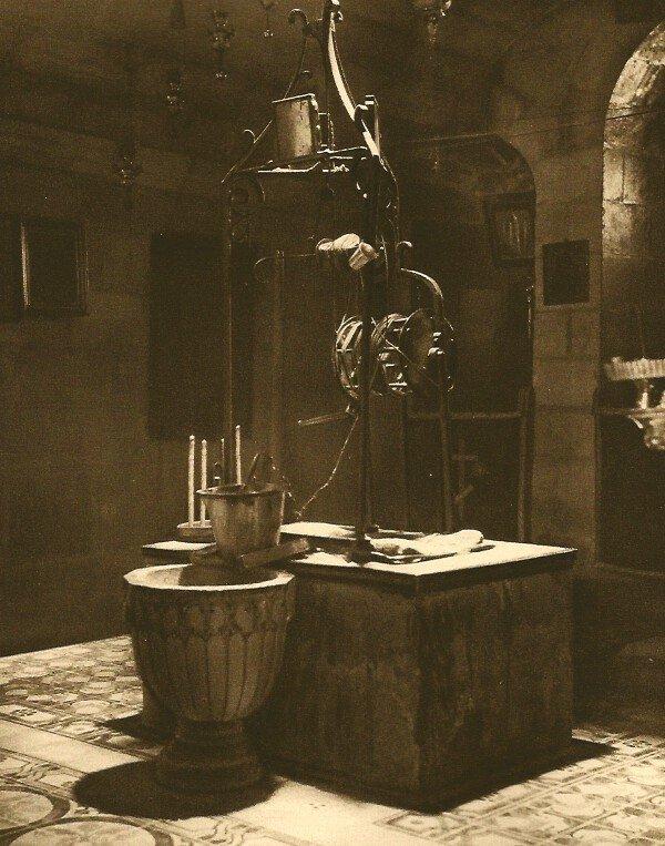 Karl Grober: Jacob's Well Near Sichem