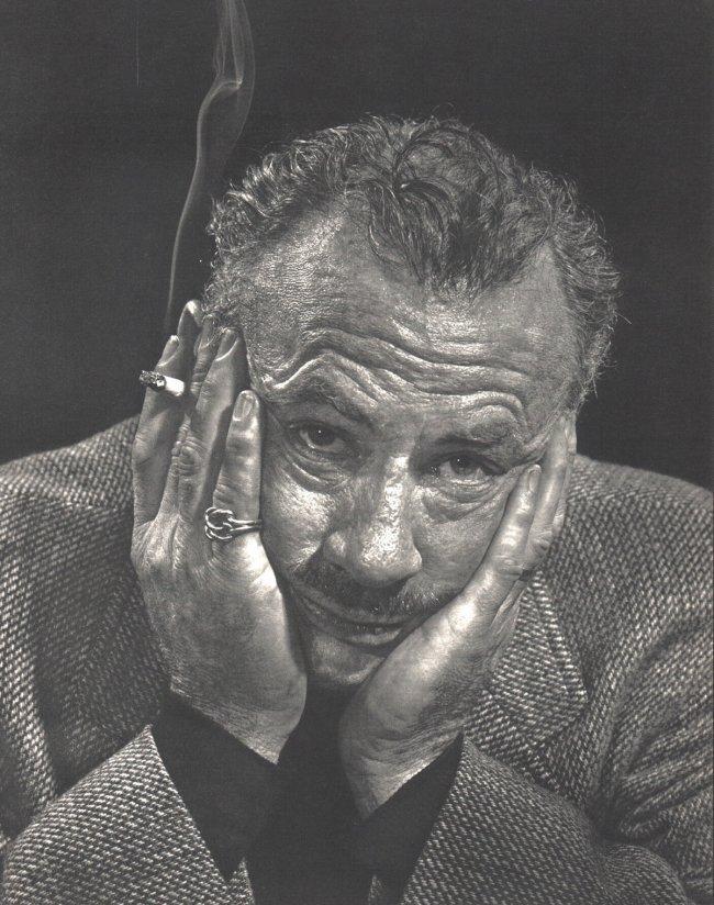 Yousuf Karsh: John Ernst Steinbeck