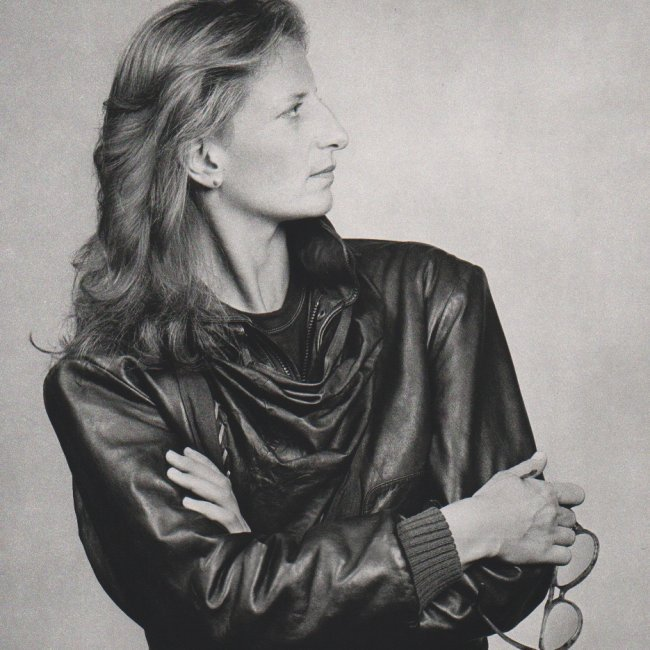 Robert Mapplethorpe: Annie Leibovitz
