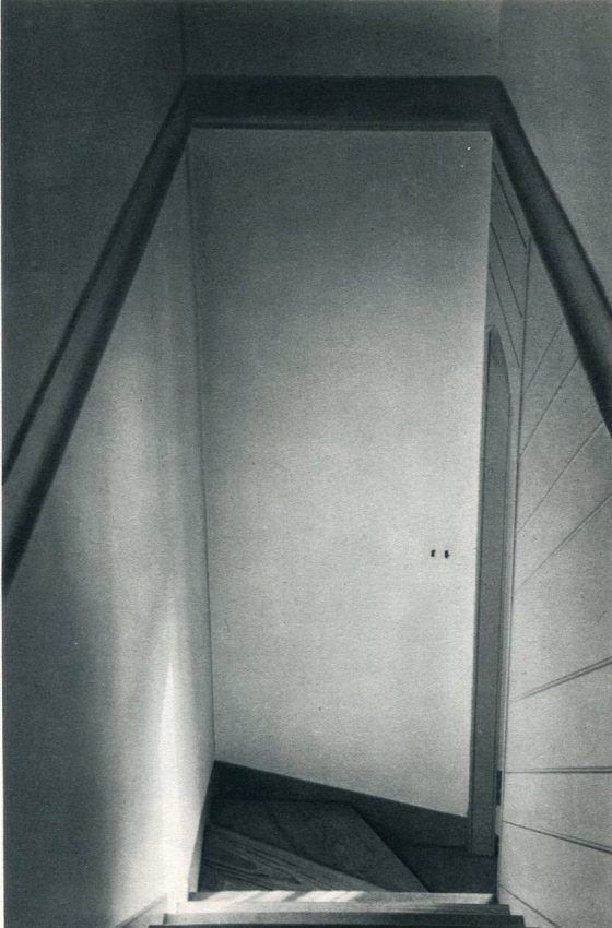 Charles Sheeler: Doorway