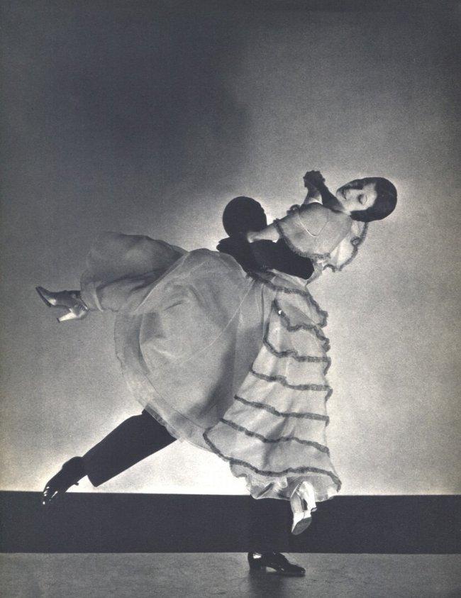 Edward Steichen: Dancers