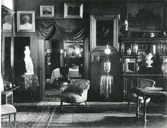 Alfred Stieglitz: Parlor, Lake George