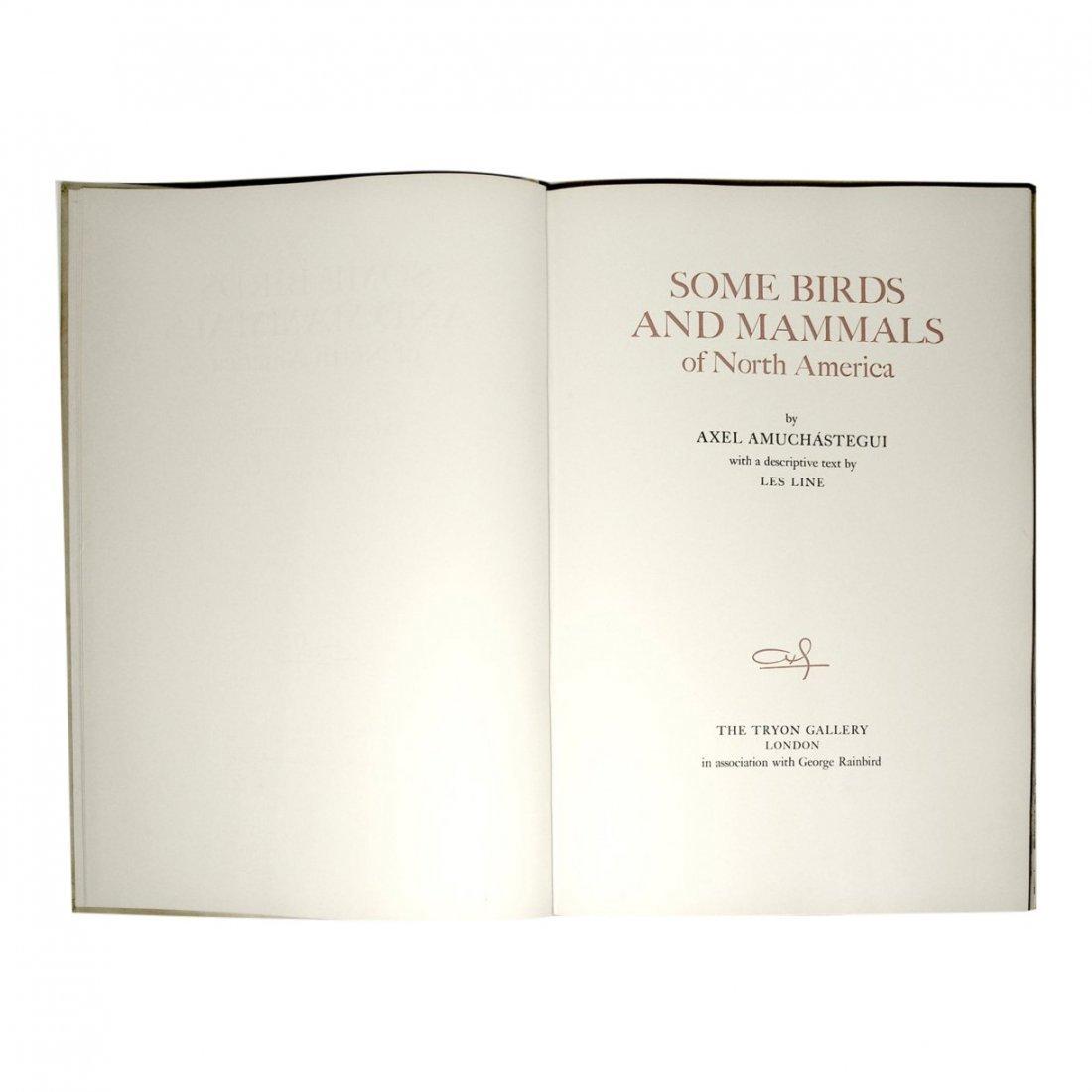 Some Birds & Mammals of N. America by Axel Amuchastegui