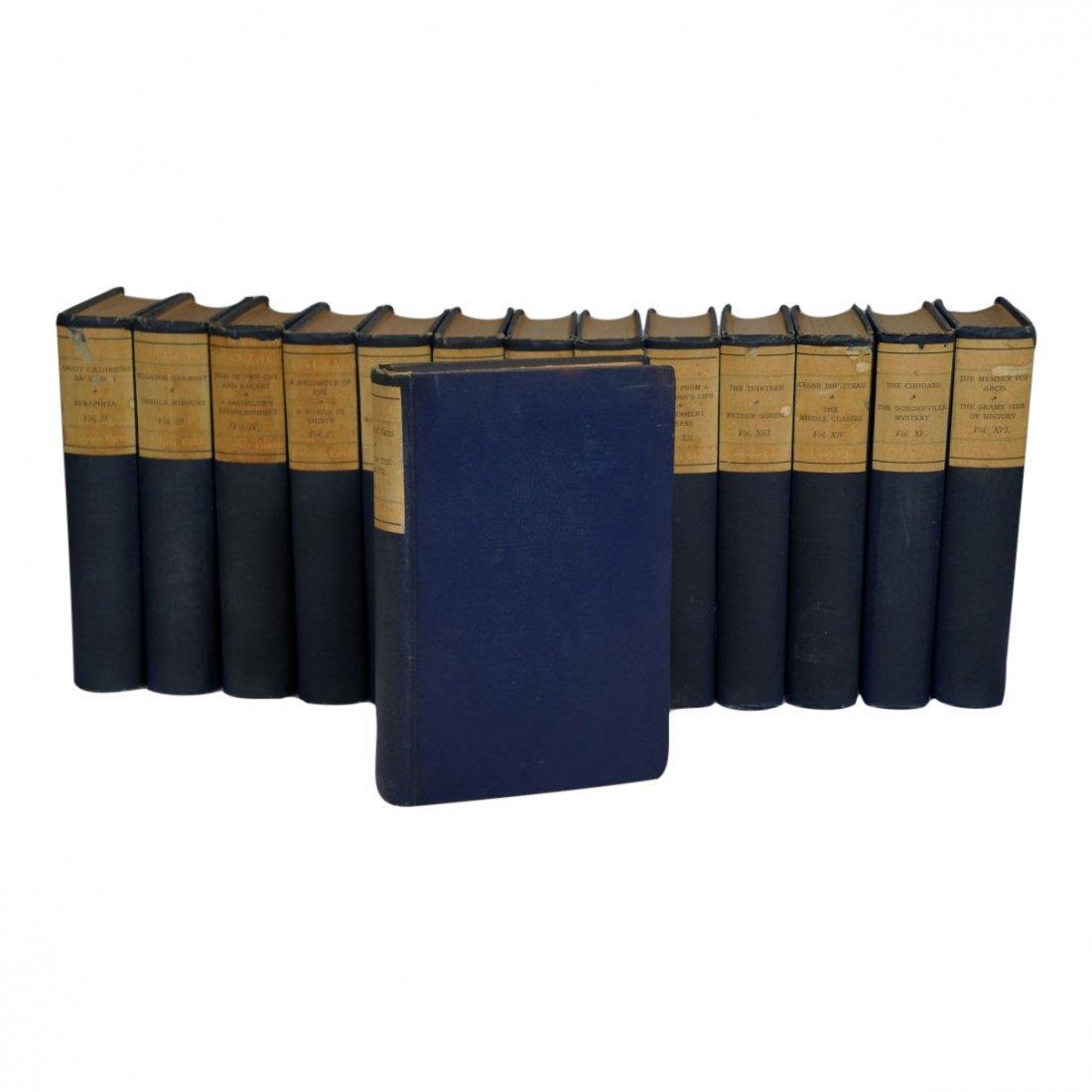 The Works of Honore de Balzac 14 Vols