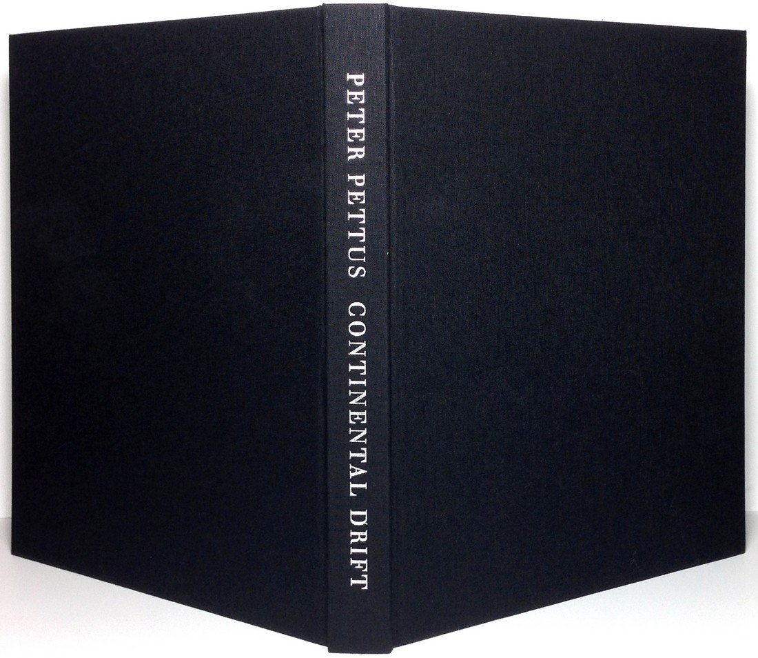 Continental Drift by Peter Pettus - 2