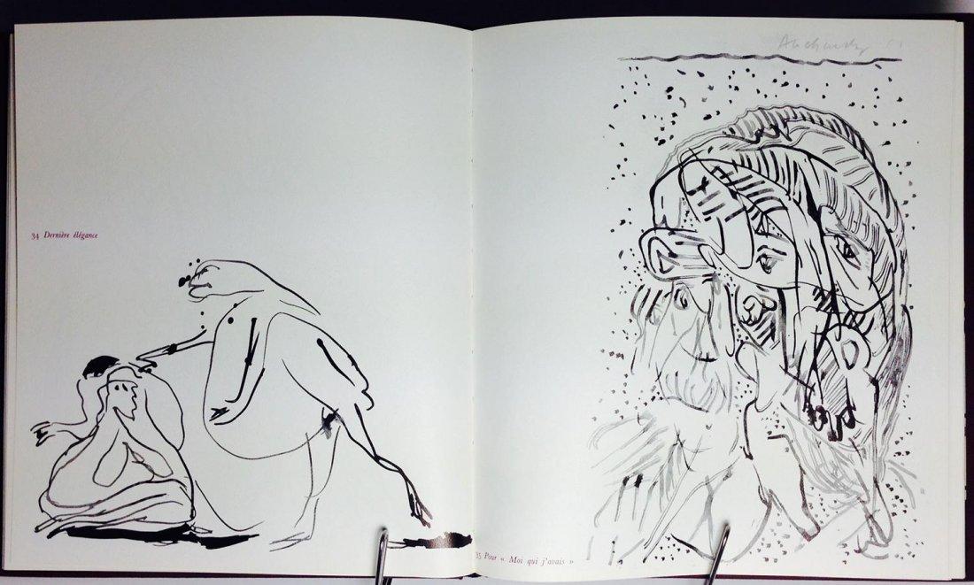 Idéotraces by Pierre Alechinsky - 3