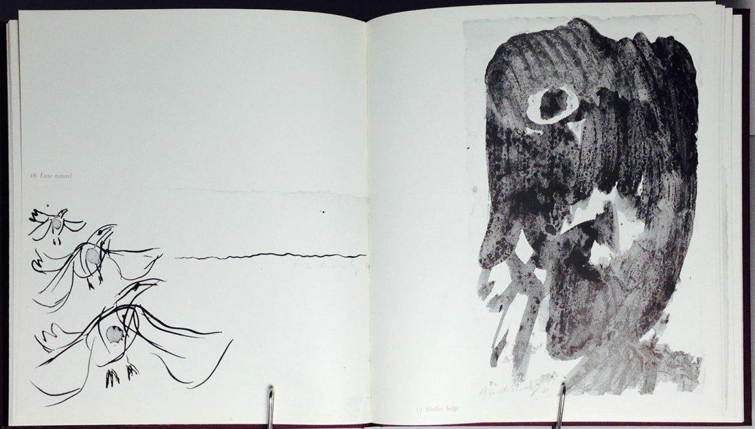 Idéotraces by Pierre Alechinsky - 5