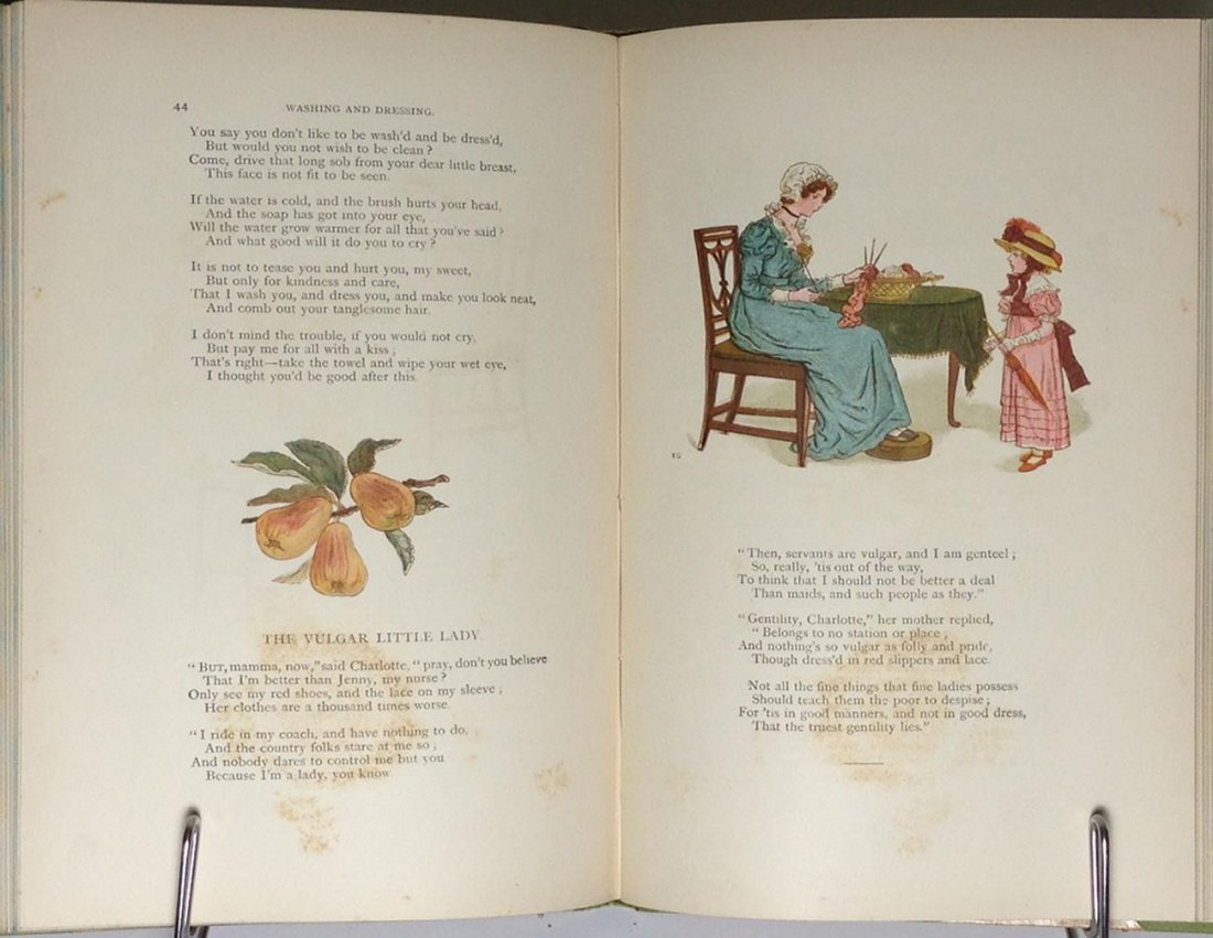 Little Ann and Other Poems by Jane & Ann Taylor - 4