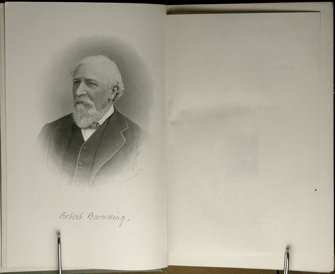 The Poetic and Dramatic Works of Robert Browning 6 Vols - 3