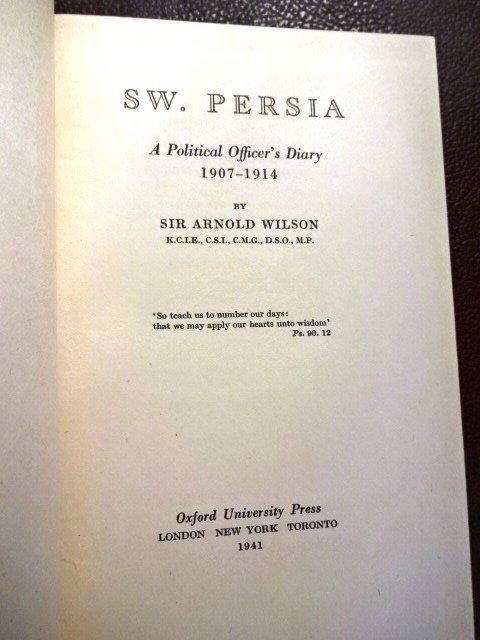 2 Books: Persia Syria Lebanon - 2