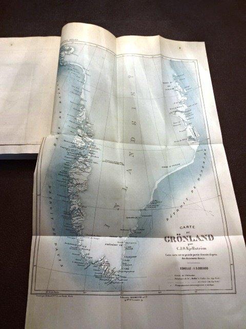 Nordenskiold La Seconde Expedition Suedoise Au Gronland - 3