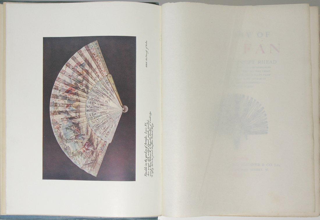 History of the Fan by G. Woolliscroft Rhead - 3